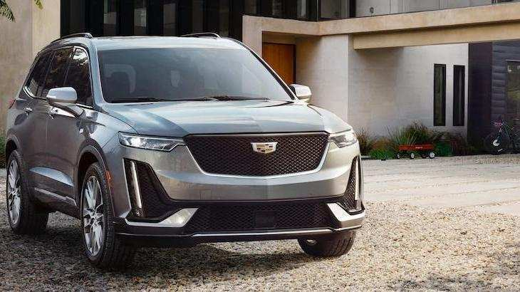 32 Gallery of 2020 Cadillac Xt6 Review Release Date with 2020 Cadillac Xt6 Review