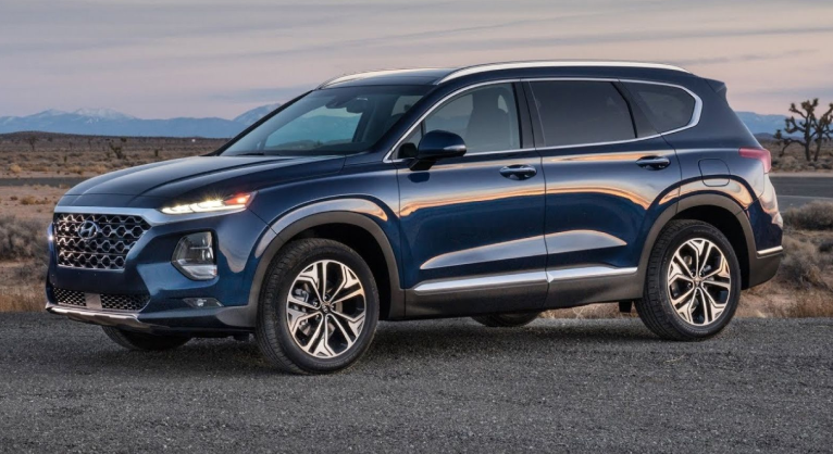 32 Gallery of 2020 Hyundai Santa Fe Xl Exterior with 2020 Hyundai Santa Fe Xl