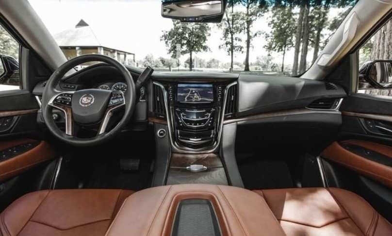 32 Gallery of Cadillac Escalade 2020 Interior Style by Cadillac Escalade 2020 Interior