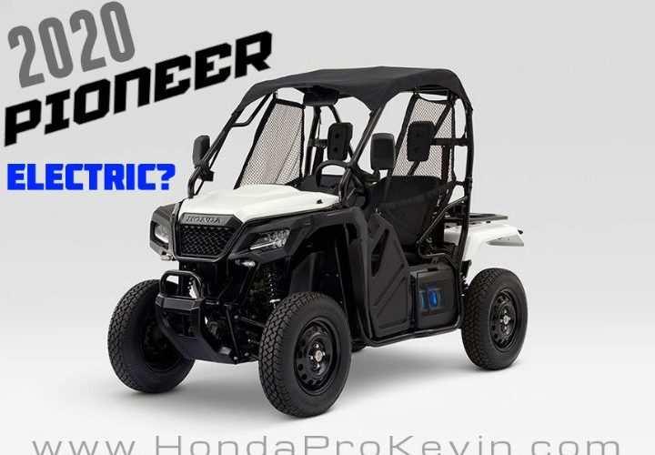 32 Gallery of Honda Utv 2020 First Drive by Honda Utv 2020