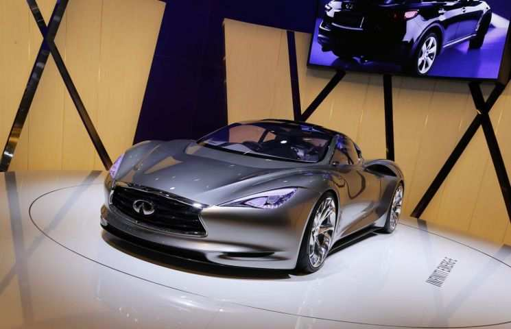 32 Gallery of New Infiniti 2020 Picture for New Infiniti 2020