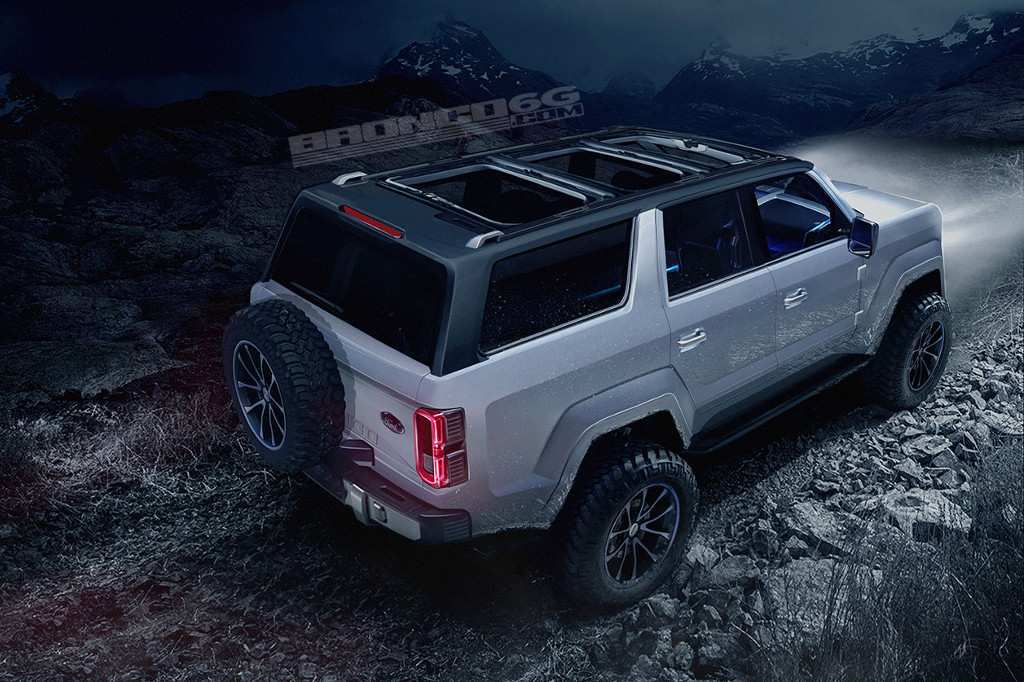 32 Great 2020 Ford Bronco Leaked Model for 2020 Ford Bronco Leaked