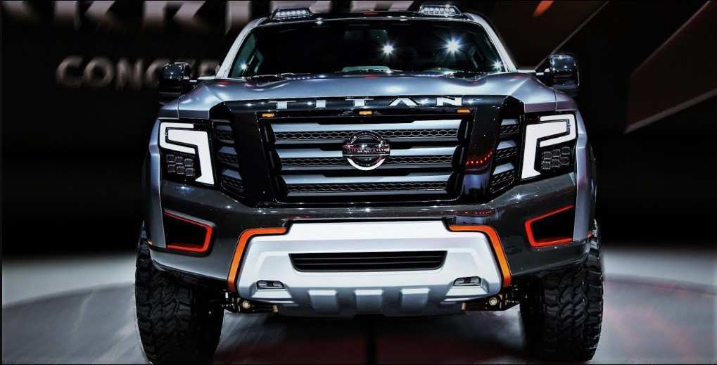 32 Great 2020 Nissan Titan Warrior Price Images for 2020 Nissan Titan Warrior Price
