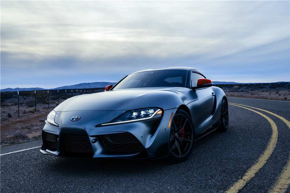 32 Great Who Bought The 2020 Toyota Supra At Barrett Jackson Price and Review with Who Bought The 2020 Toyota Supra At Barrett Jackson