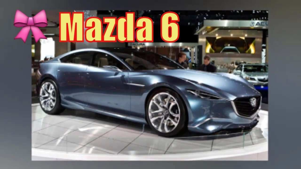 32 New 2020 Mazda 6 All Wheel Drive Spesification with 2020 Mazda 6 All Wheel Drive