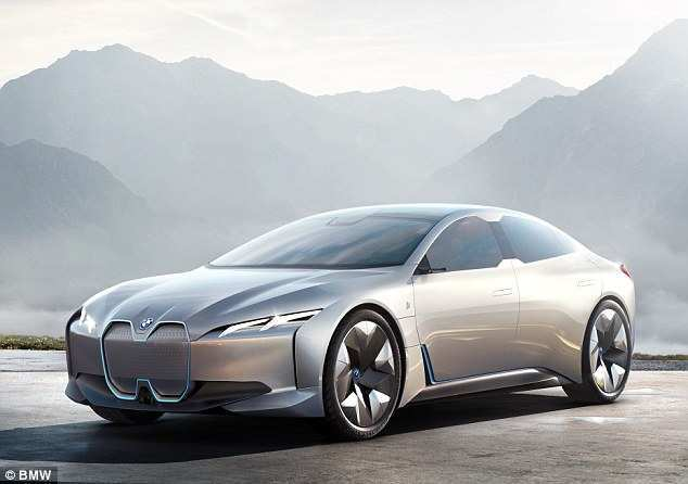 32 New BMW New Electric Car 2020 Redesign with BMW New Electric Car 2020