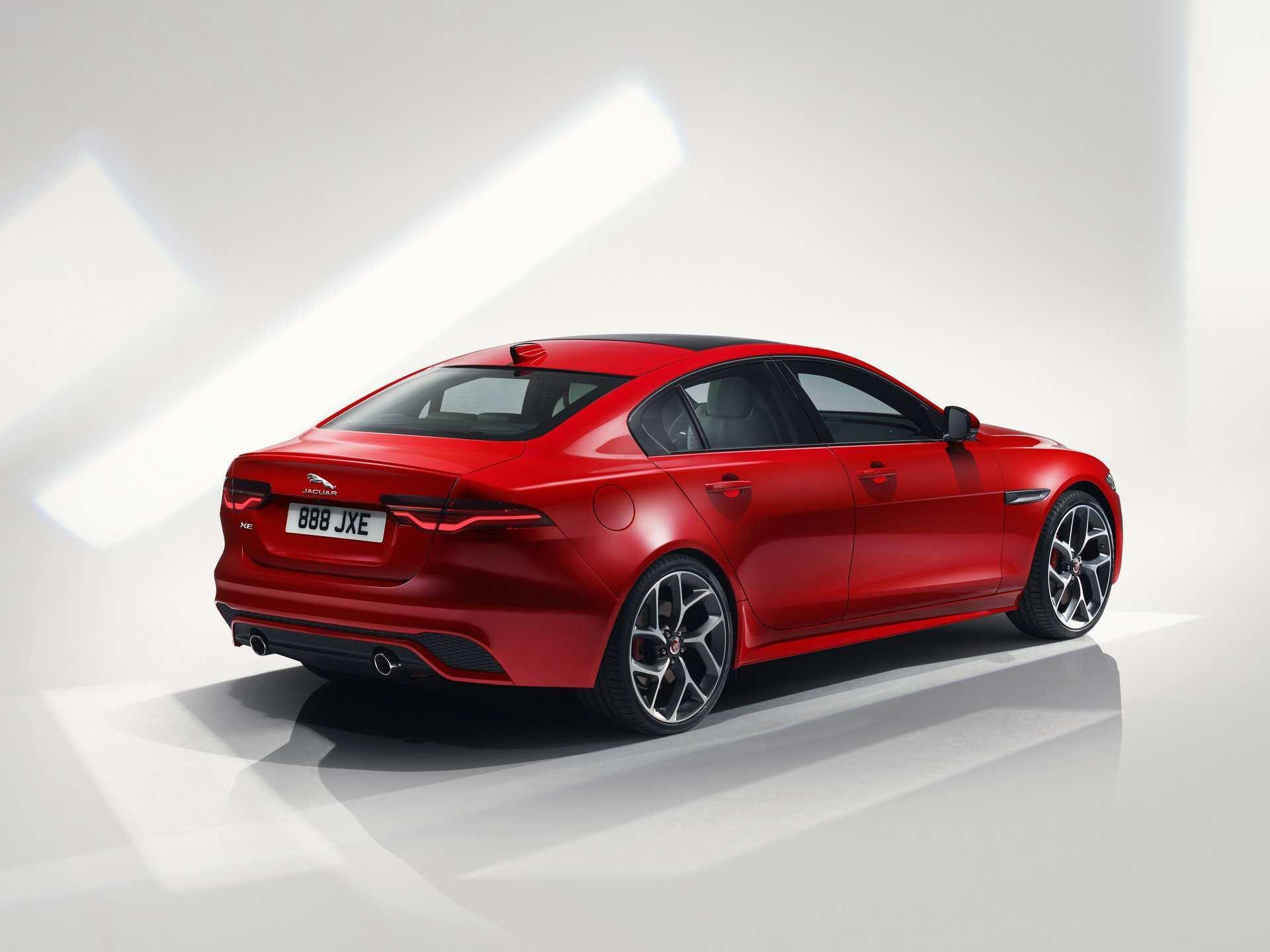 32 New Jaguar Xe Facelift 2020 New Concept for Jaguar Xe Facelift 2020