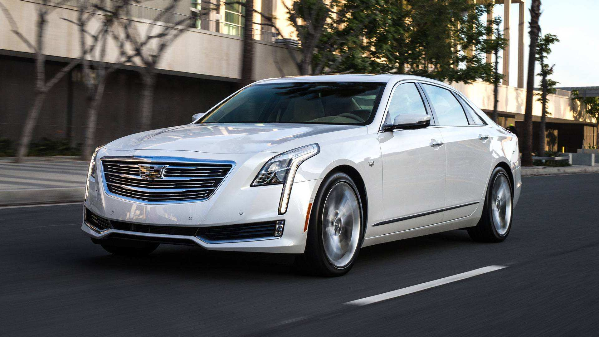32 The 2020 Cadillac Ct6 V8 Review with 2020 Cadillac Ct6 V8