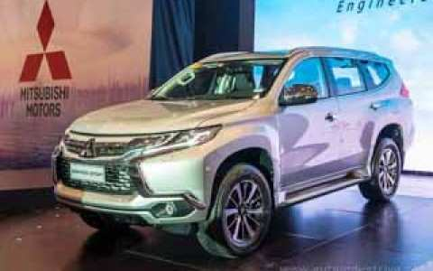 33 All New 2020 Mitsubishi Montero Philippines Price and Review for 2020 Mitsubishi Montero Philippines