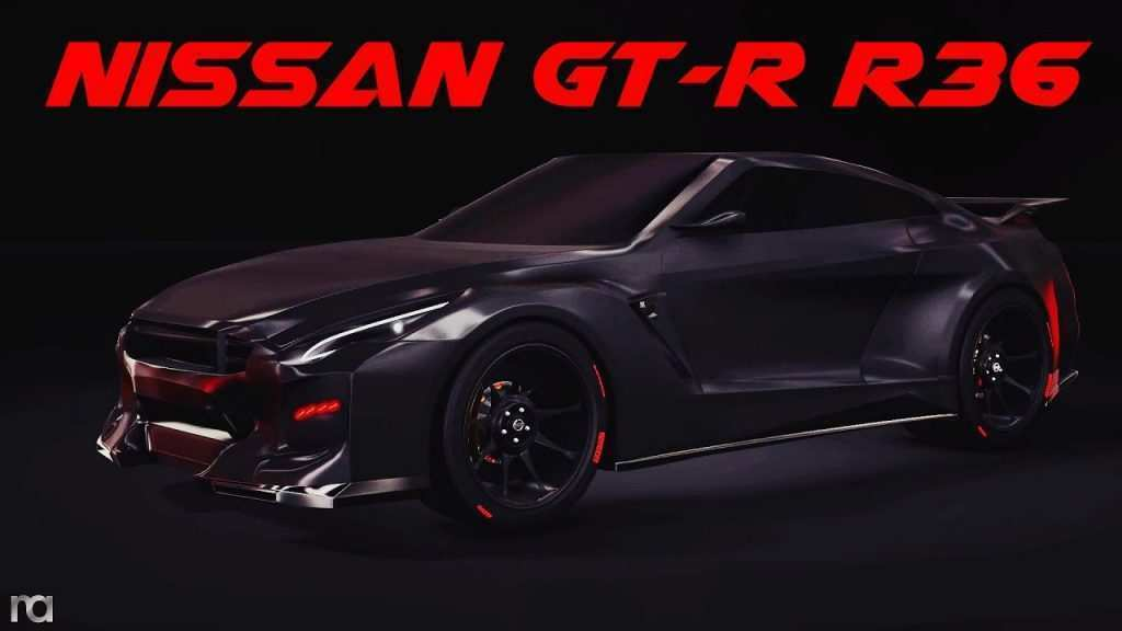 33 All New Nissan Gtr R36 Concept 2020 Exterior for Nissan Gtr R36 Concept 2020