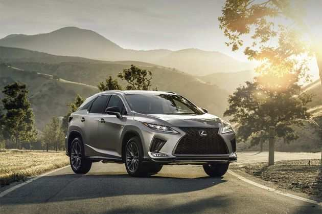 33 All New Pictures Of 2020 Lexus Redesign and Concept with Pictures Of 2020 Lexus