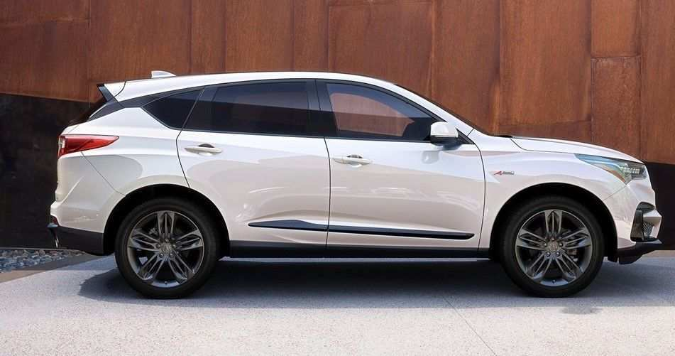 33 Best Review 2020 Acura Rdx Changes Model with 2020 Acura Rdx Changes