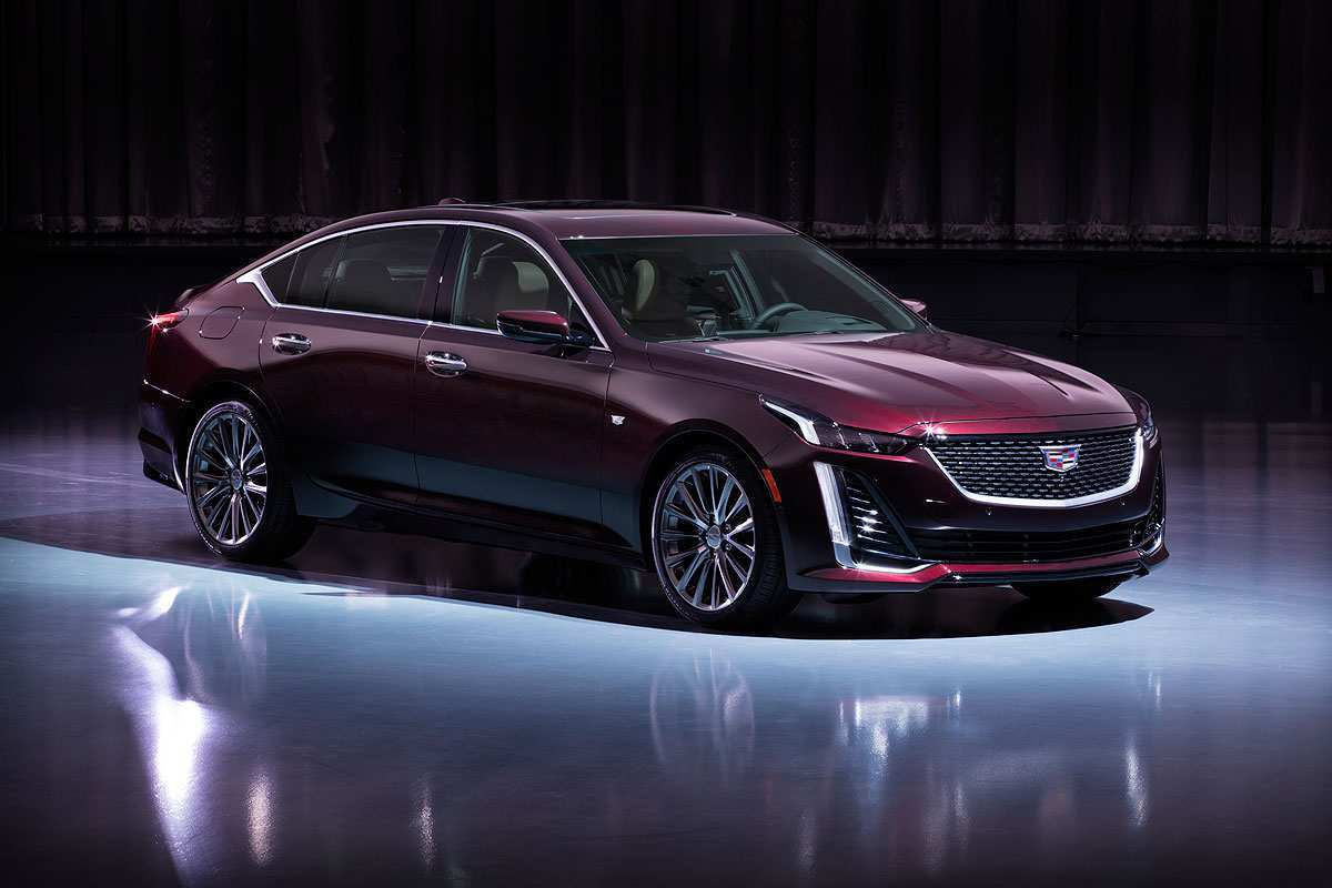 33 Concept of Cadillac Flagship 2020 Performance by Cadillac Flagship 2020