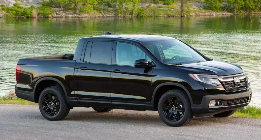 33 Concept of Honda Ridgeline 2020 Refresh Concept for Honda Ridgeline 2020 Refresh