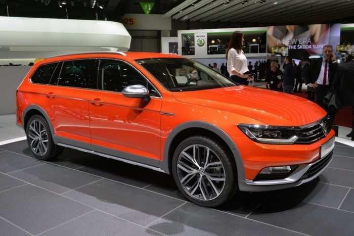 33 Concept of Volkswagen Passat Alltrack 2020 Images by Volkswagen Passat Alltrack 2020