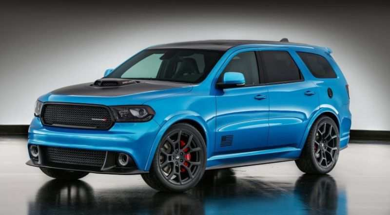 33 Gallery of Dodge Durango New Body Style 2020 Concept by Dodge Durango New Body Style 2020