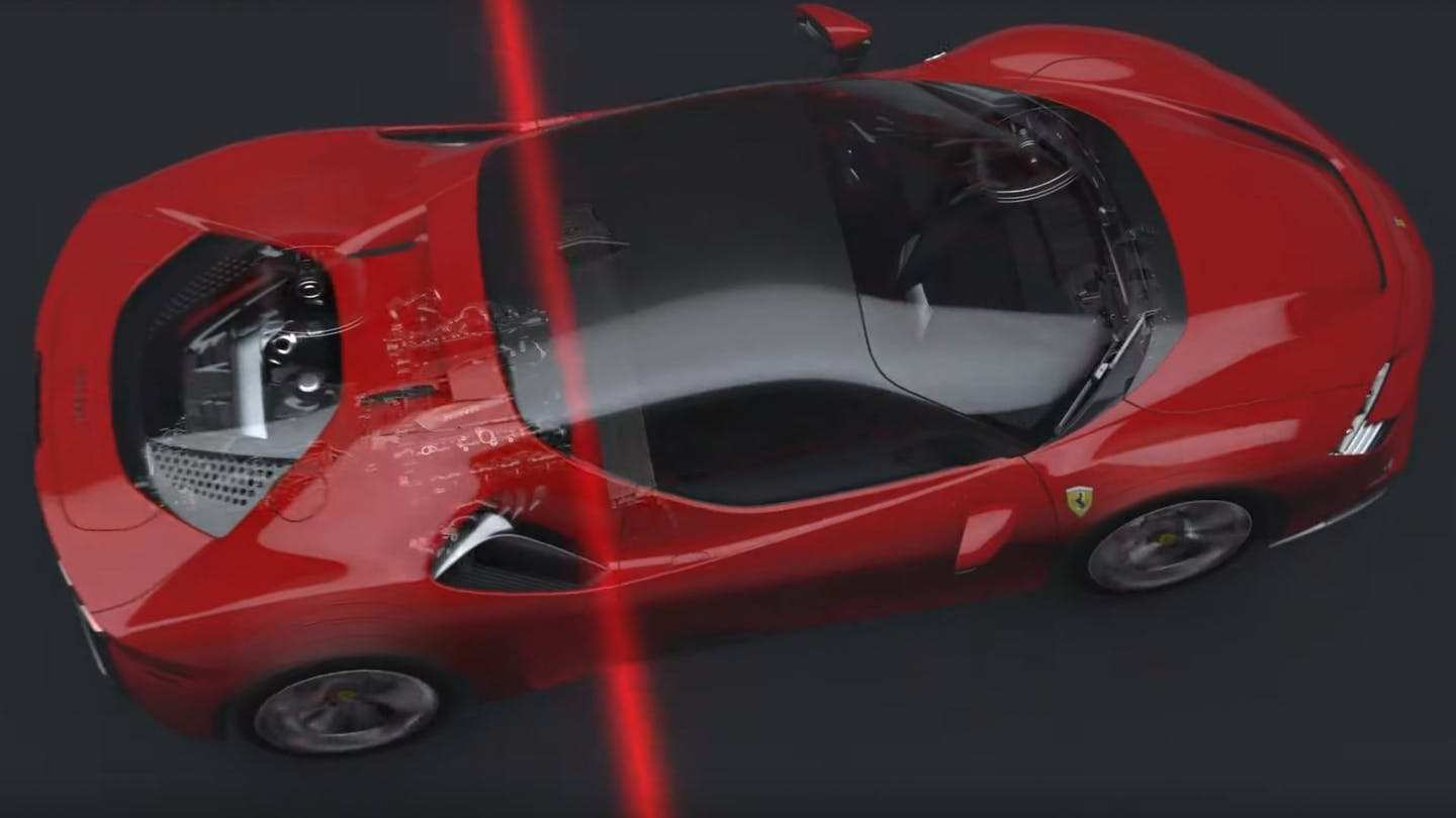 33 Gallery of Ferrari V 2020 Speed Test with Ferrari V 2020