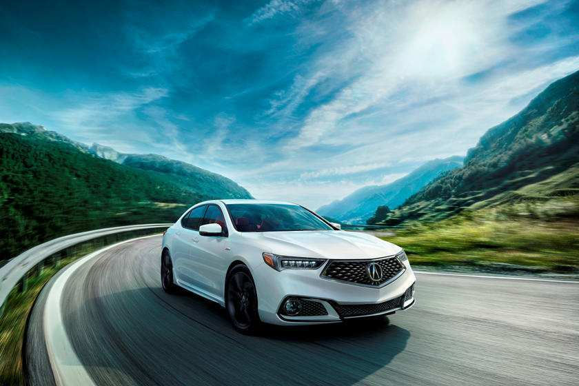 33 Great 2019 Vs 2020 Acura Tlx Speed Test for 2019 Vs 2020 Acura Tlx