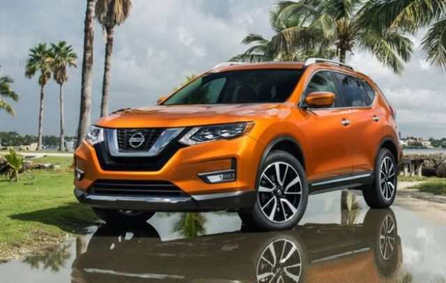 33 New Nissan Rogue 2020 Release Date Spy Shoot for Nissan Rogue 2020 Release Date