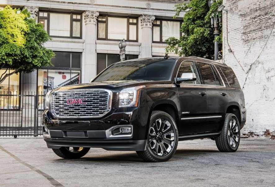 33 New Release Date For 2020 Gmc Yukon First Drive with Release Date For 2020 Gmc Yukon