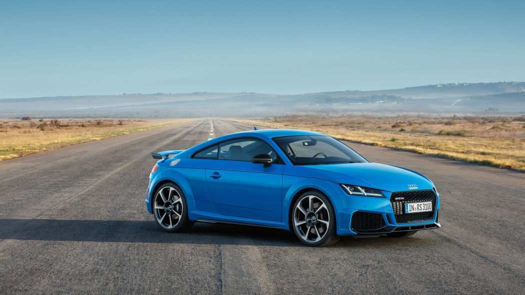 33 The Audi Tt Coupe 2020 Exterior by Audi Tt Coupe 2020