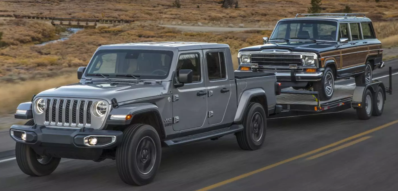 33 The Gas Mileage For 2020 Jeep Gladiator Release for Gas Mileage For 2020 Jeep Gladiator