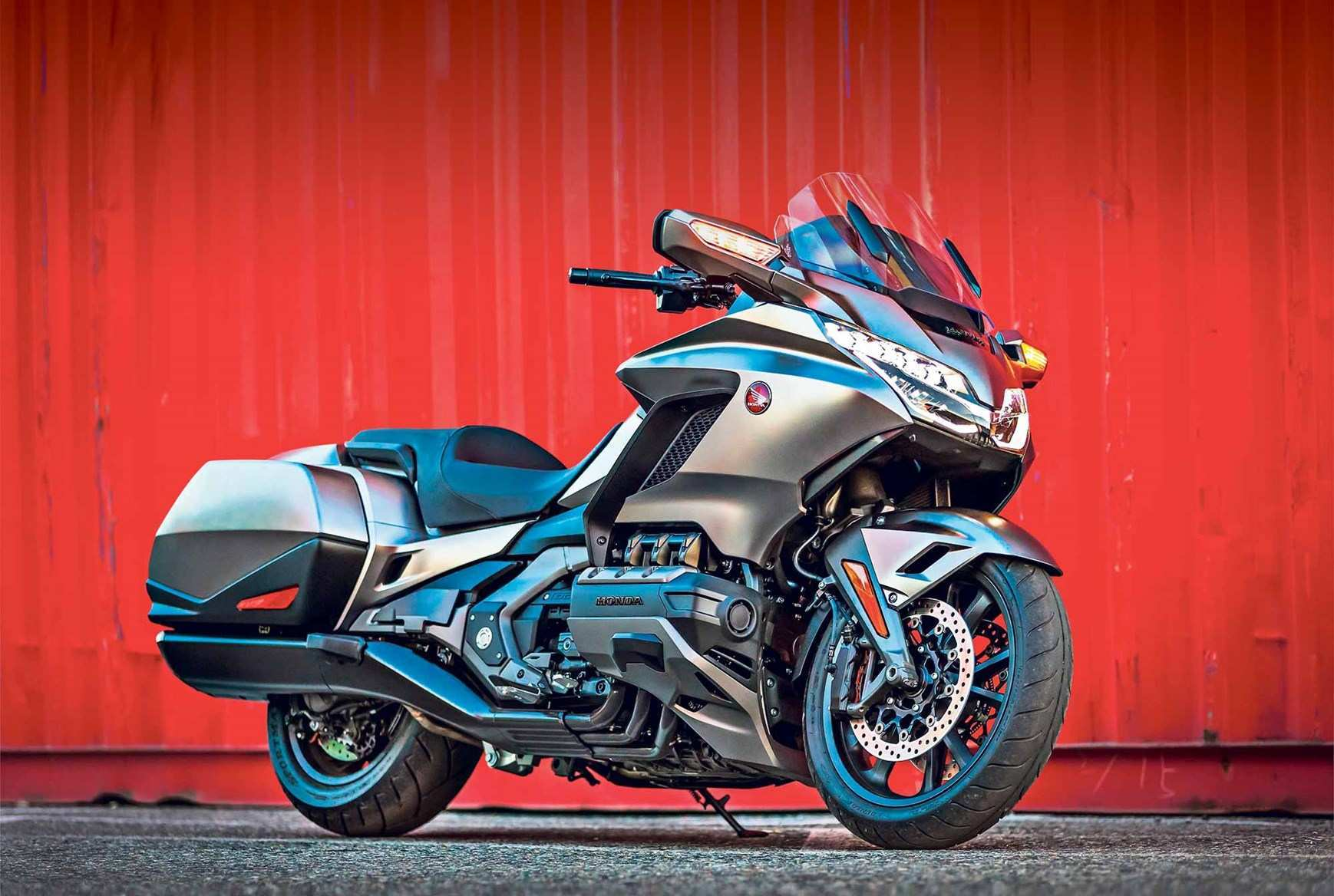 33 The Honda Goldwing 2020 Speed Test with Honda Goldwing 2020