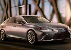 33 The Lexus Es 2020 Interior Research New for Lexus Es 2020 Interior