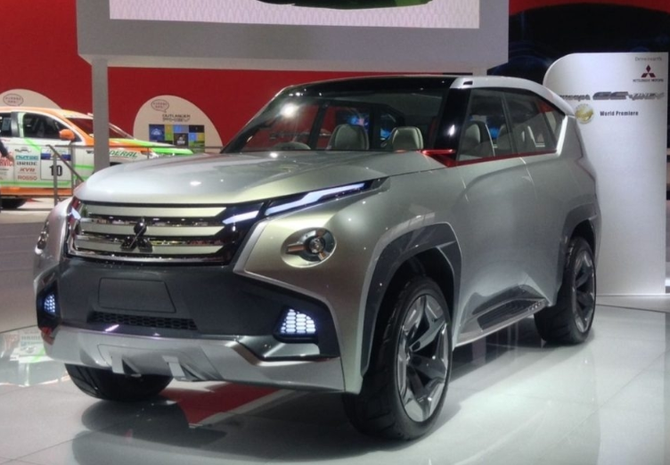 33 The Mitsubishi Montero Sport 2020 Philippines Exterior with Mitsubishi Montero Sport 2020 Philippines