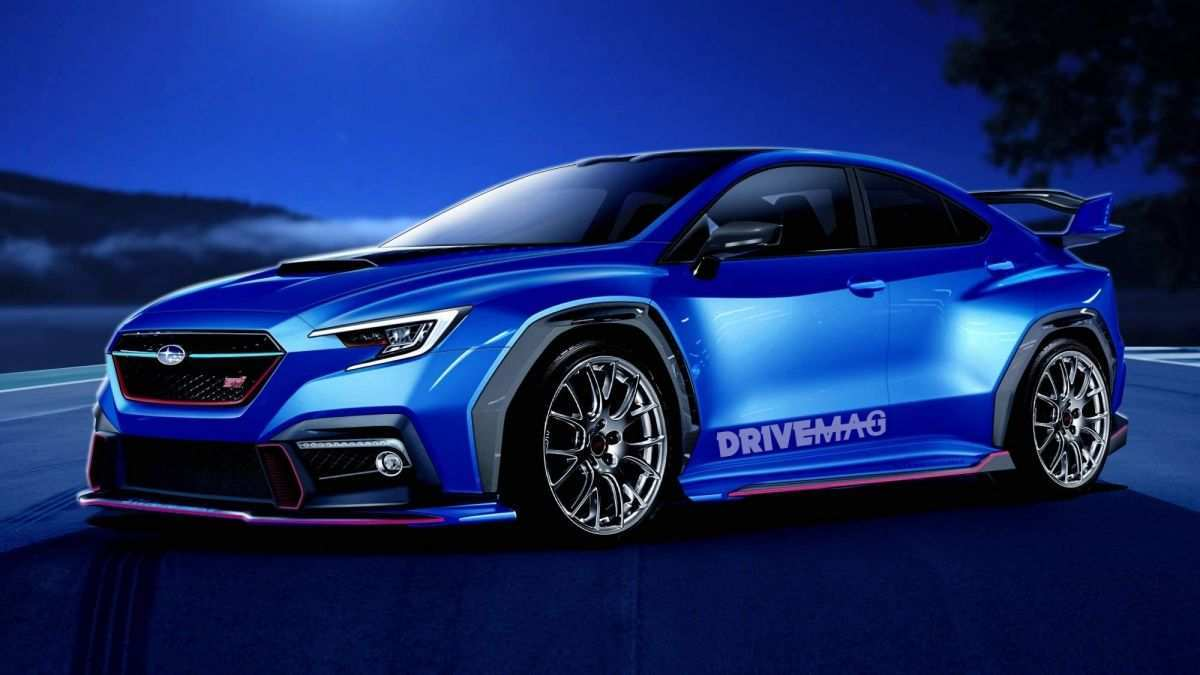 33 The Subaru Sti Wrx 2020 Exterior for Subaru Sti Wrx 2020