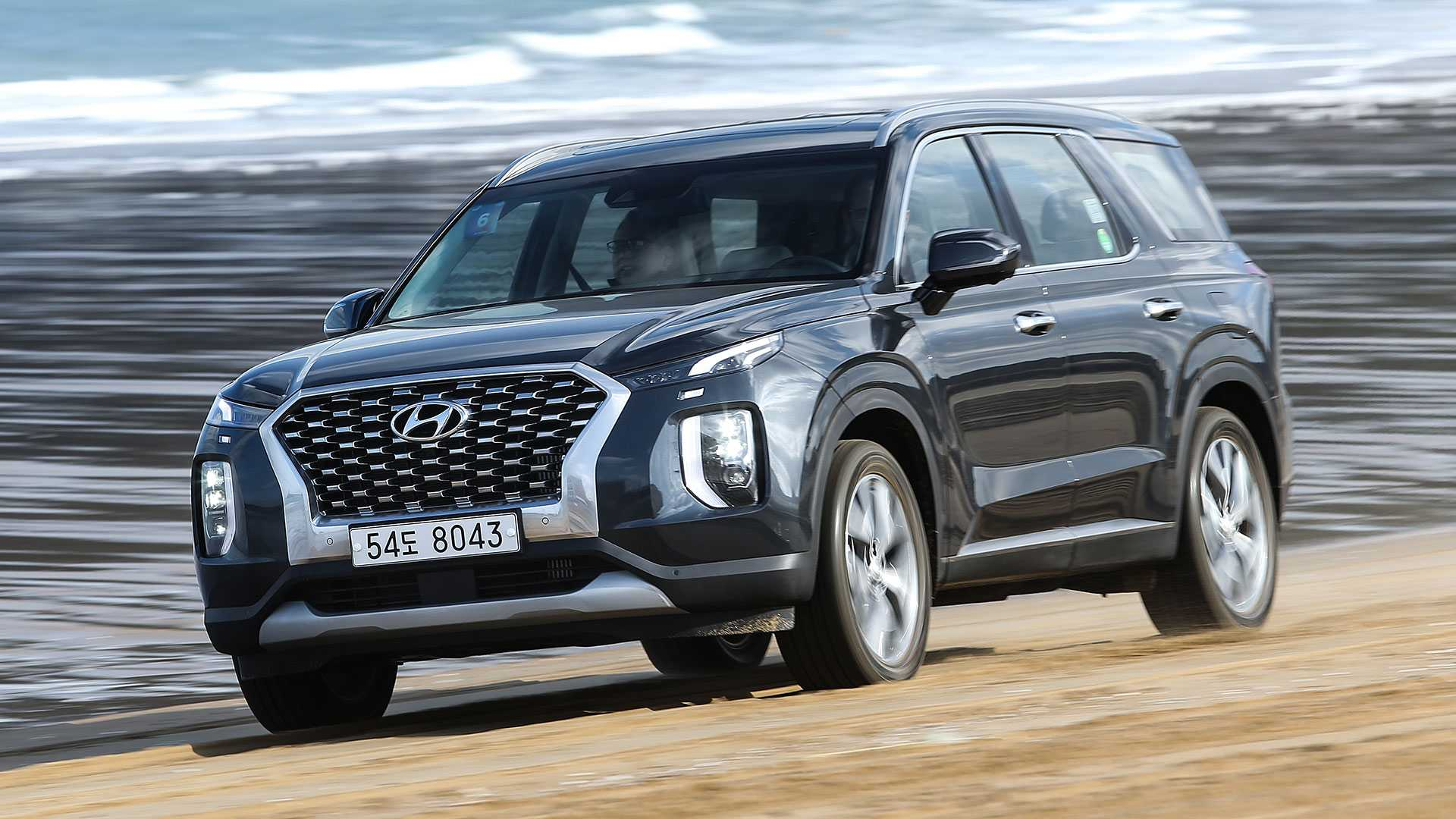 34 All New 2020 Hyundai Palisade Trim Levels Spy Shoot by 2020 Hyundai Palisade Trim Levels