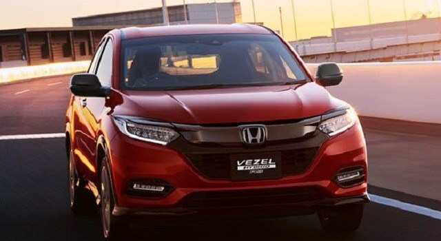 34 All New Honda Vezel Hybrid 2020 Images by Honda Vezel Hybrid 2020