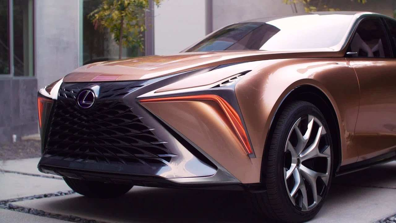34 All New Lexus Lf 1 Limitless 2020 Picture for Lexus Lf 1 Limitless 2020