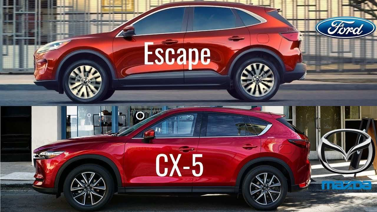 34 Best Review 2020 Ford Escape Mazda Cx 5 Style with 2020 Ford Escape Mazda Cx 5