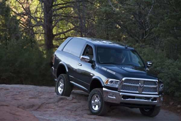 34 Best Review Dodge Ramcharger 2020 Release by Dodge Ramcharger 2020