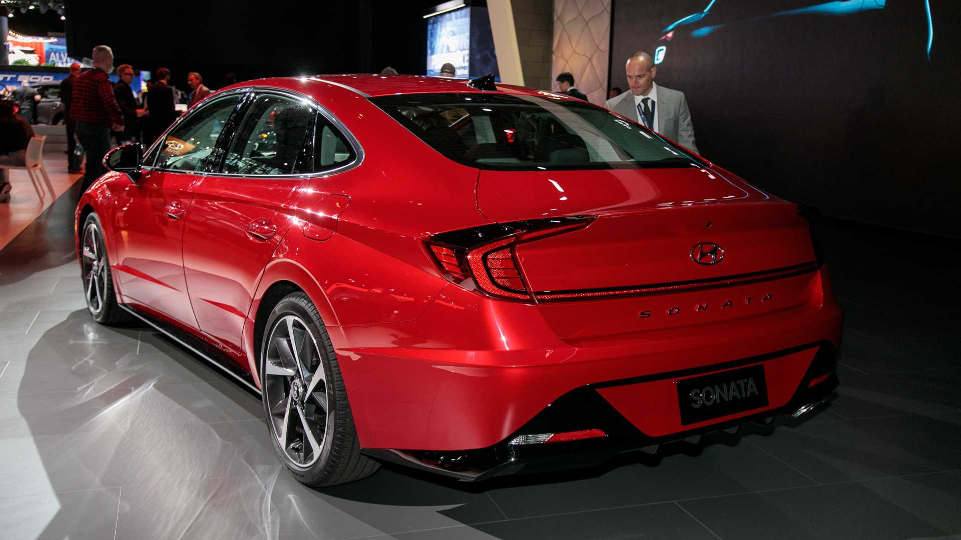 34 Concept of 2020 Hyundai Sonata N Line Review by 2020 Hyundai Sonata N Line