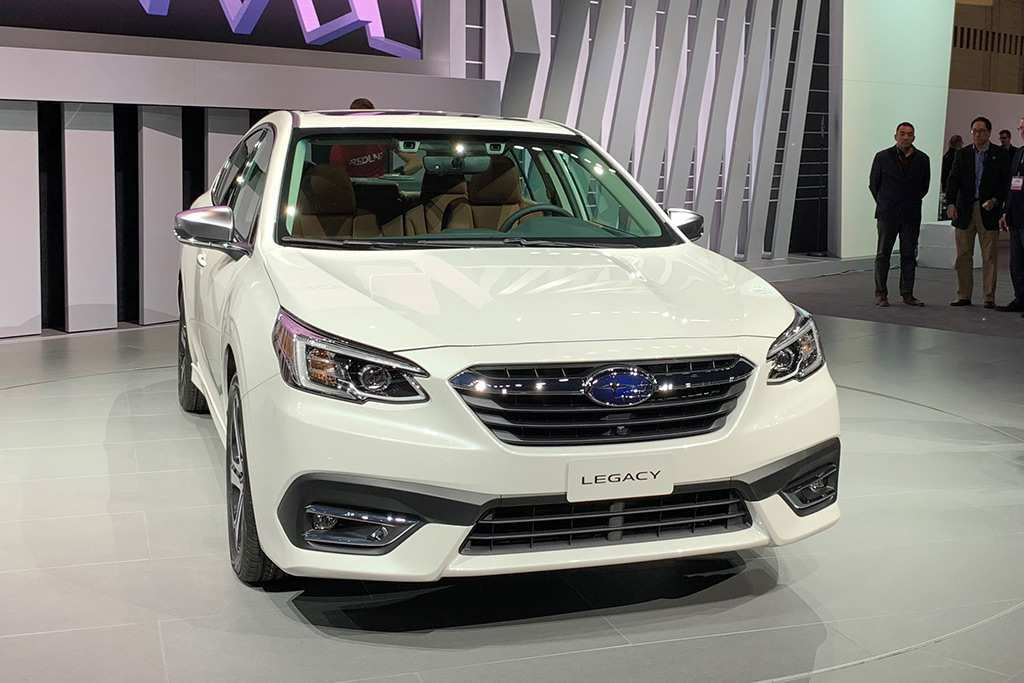 34 Concept of 2020 Subaru Legacy Youtube Speed Test by 2020 Subaru Legacy Youtube