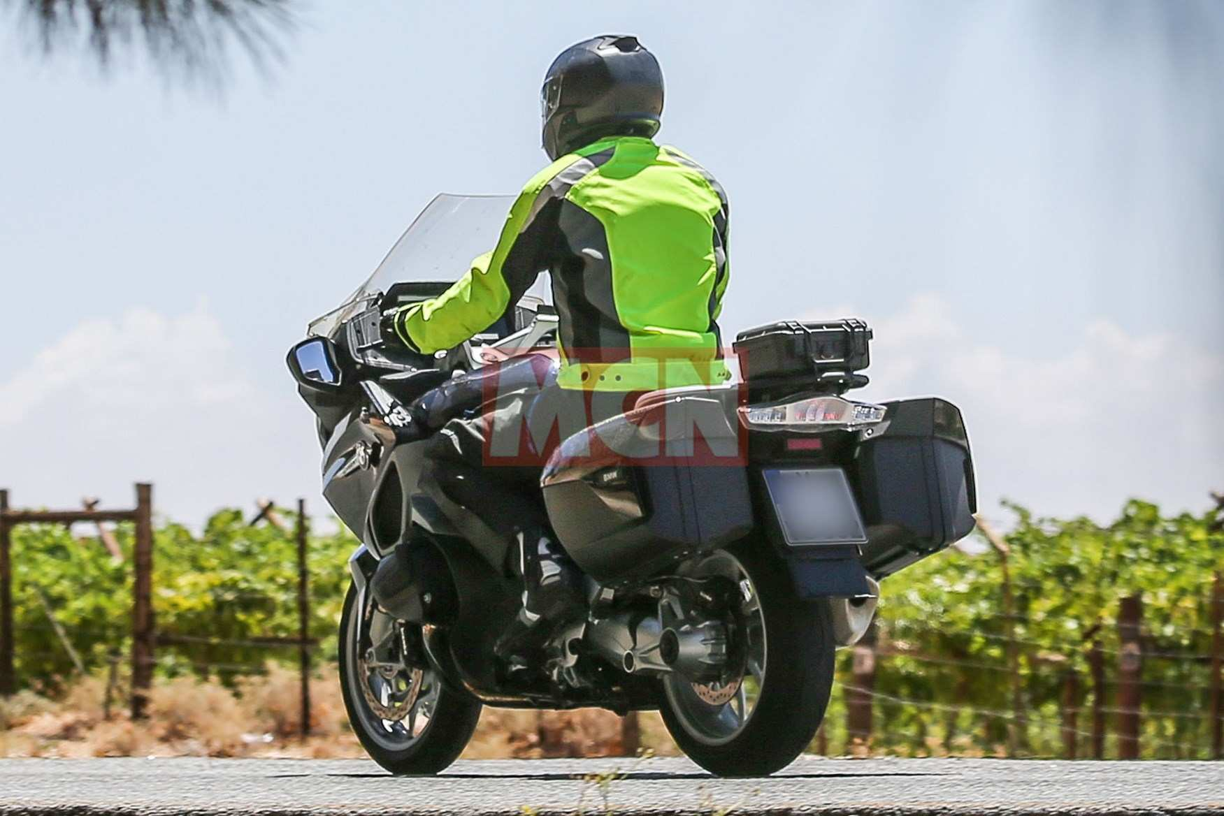 34 Concept of BMW R1200Rt 2020 Performance by BMW R1200Rt 2020