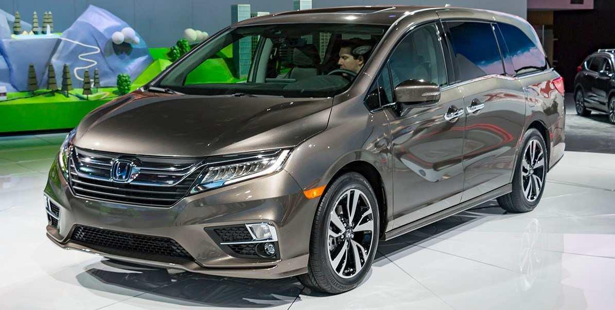 34 Concept of Honda Odyssey 2020 Australia Configurations with Honda Odyssey 2020 Australia