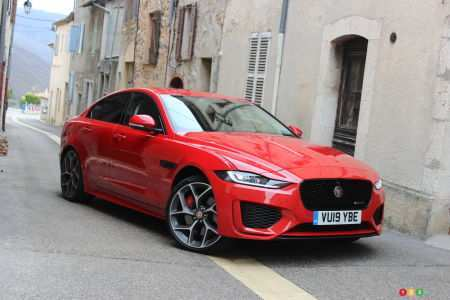 34 Concept of Jaguar Xe May 2020 Performance and New Engine with Jaguar Xe May 2020