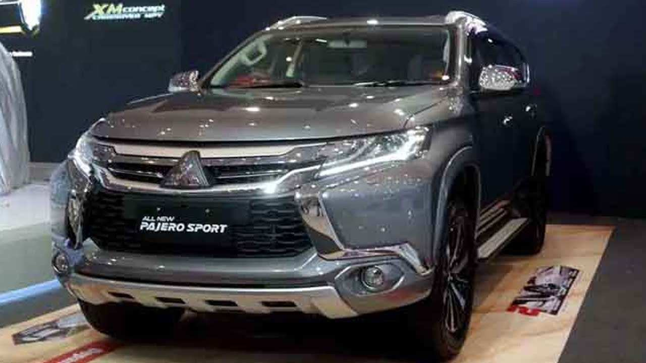 34 Concept of Mitsubishi Montero Sport 2020 Philippines Spy Shoot for Mitsubishi Montero Sport 2020 Philippines