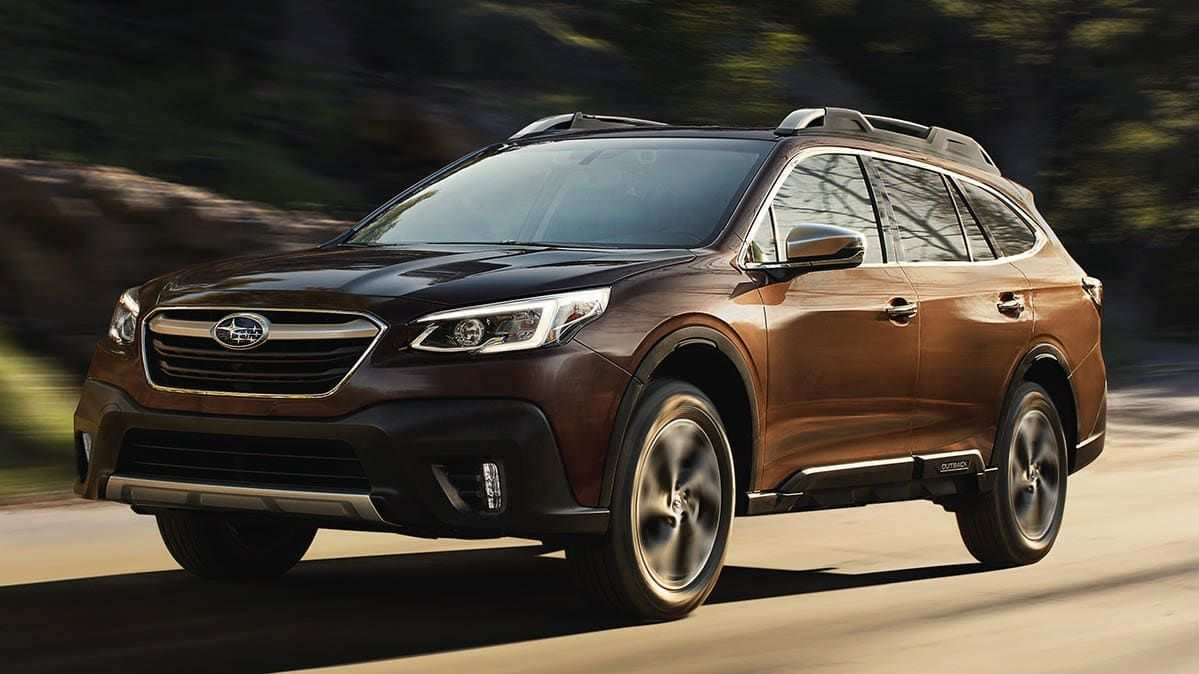 34 Concept of Subaru Outback 2020 Exterior for Subaru Outback 2020