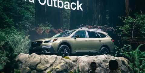 34 Concept of Subaru Outback 2020 Price Exterior with Subaru Outback 2020 Price