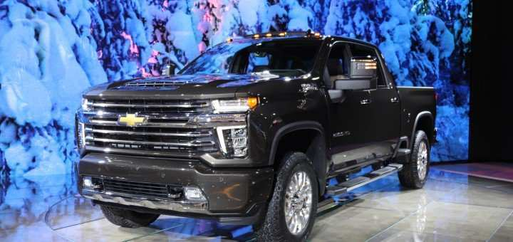 34 Gallery of 2020 Chevrolet 2500 Ltz Model by 2020 Chevrolet 2500 Ltz