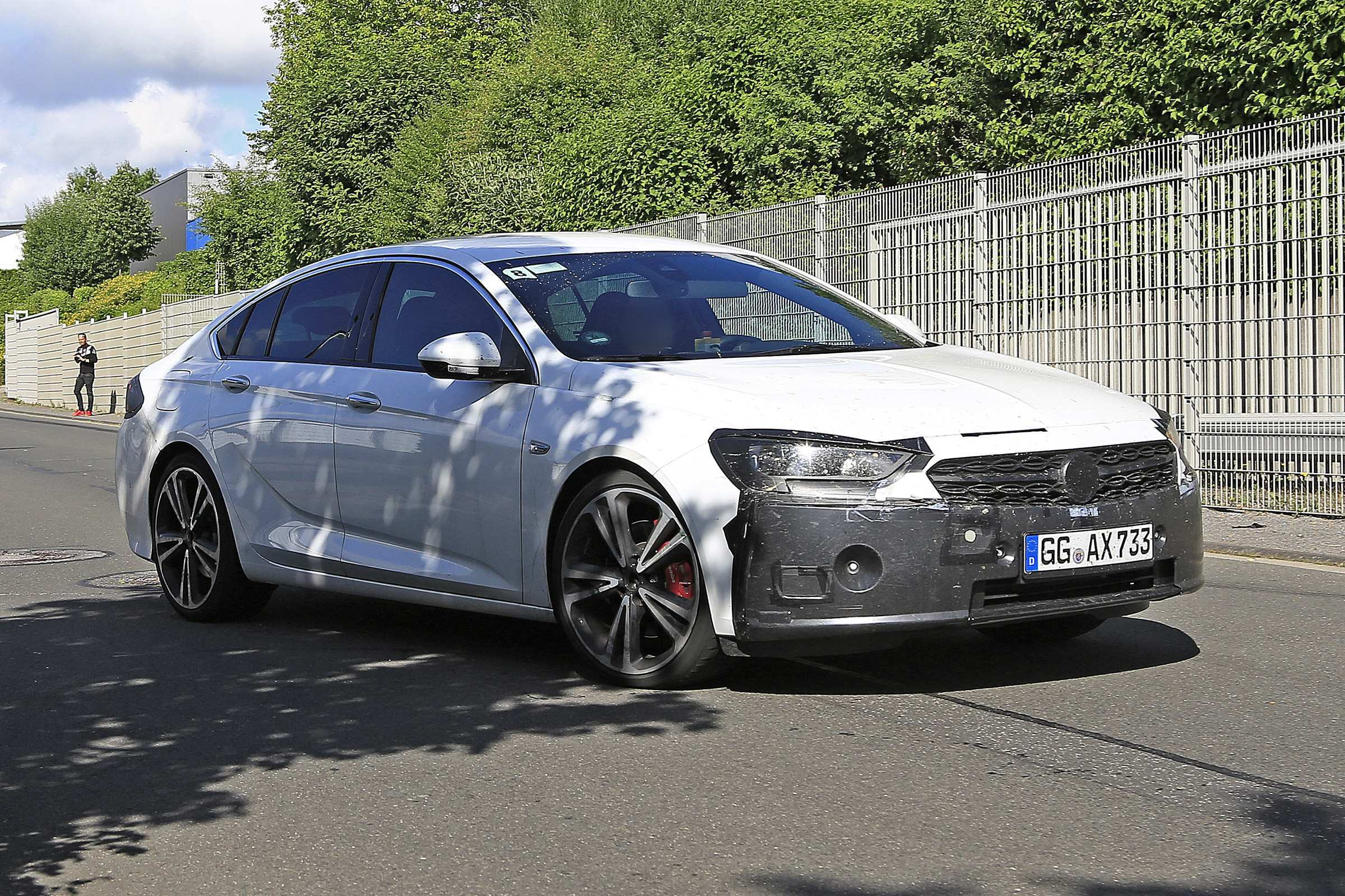 34 Gallery of Opel Insignia Facelift 2020 Spy Shoot by Opel Insignia Facelift 2020