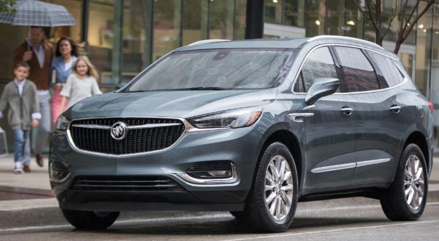 34 Great 2020 Buick Enclave Avenir Colors Price and Review for 2020 Buick Enclave Avenir Colors