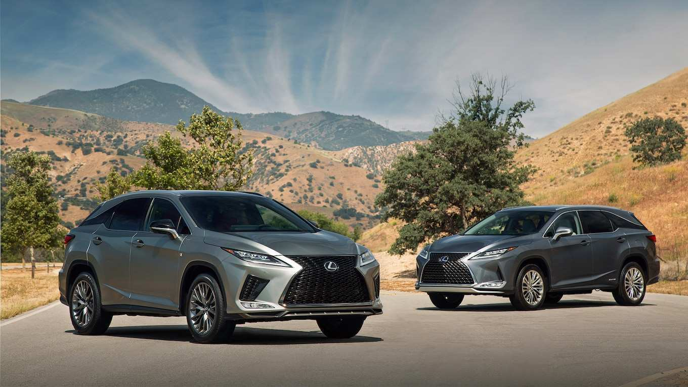 34 Great Lexus Jeep 2020 Overview with Lexus Jeep 2020
