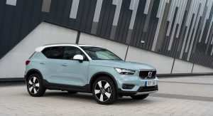 34 Great Volvo Xc40 2020 Update Configurations by Volvo Xc40 2020 Update