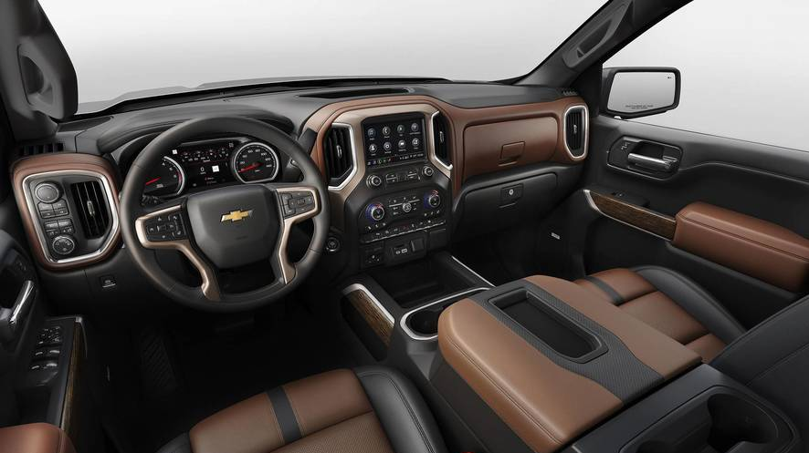 34 New 2020 Chevrolet Hd Interior History by 2020 Chevrolet Hd Interior