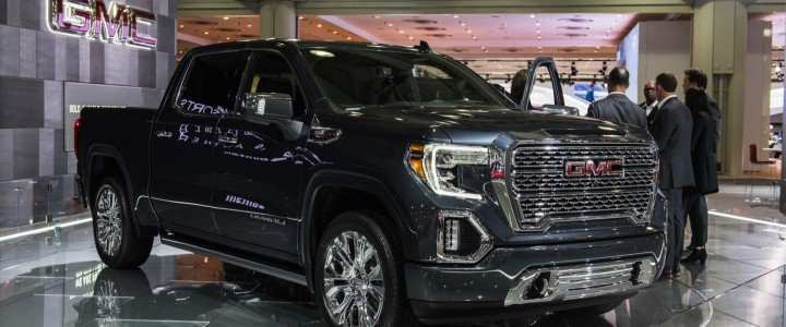 34 New 2020 Gmc Sierra Interior Overview with 2020 Gmc Sierra Interior